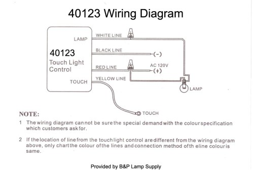 small resolution of touch dimmer wiring diagram wire center