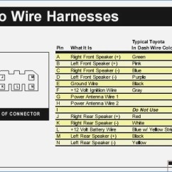 Wiring Diagram For Toyota Corolla Stereo Hiniker Plow Collection Sample Unique 89 Pickup Radio