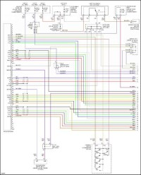 Toyota Sequoia Stereo Wiring Diagram Gallery | Wiring ...