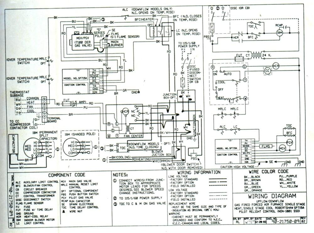 medium resolution of gcnc trane gas heaters wiring diagrams wiring diagram fuse box u2022 3 wire condenser