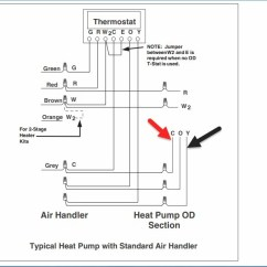 Trane Weathertron Baystat 239 Thermostat Wiring Diagram Dual 2 Ohm Heat Pump Toyskids Co Xv95 Gallery Old Manual