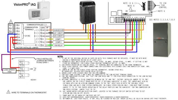 trane xt500c wiring diagram gallery