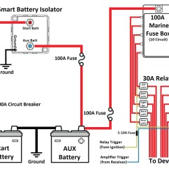 Rv Dual Battery Switch Wiring Diagram Plant Cell With Functions Cole Hersee Isolator Schematic Typical Circuits Single Data