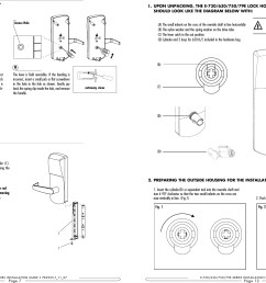 type b door locks wiring diagram collection page 8 of csc790 door lock user manual download wiring diagram  [ 2414 x 1528 Pixel ]