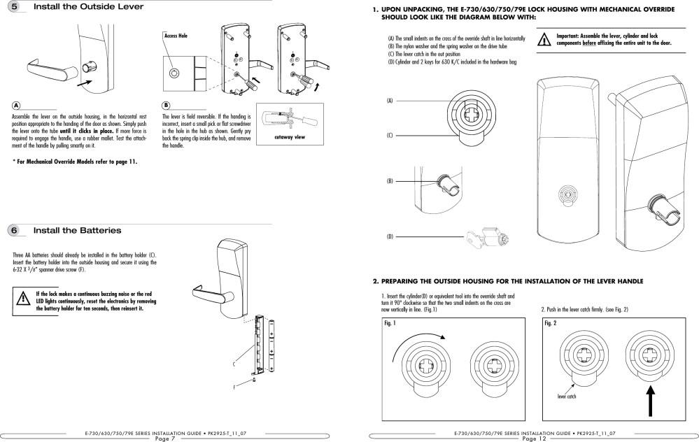 medium resolution of type b door locks wiring diagram collection page 8 of csc790 door lock user manual download wiring diagram