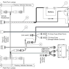 Fisher Snow Plow Diagram Wiring For Trailer With Electric Brakes Western 2012 Ford F250