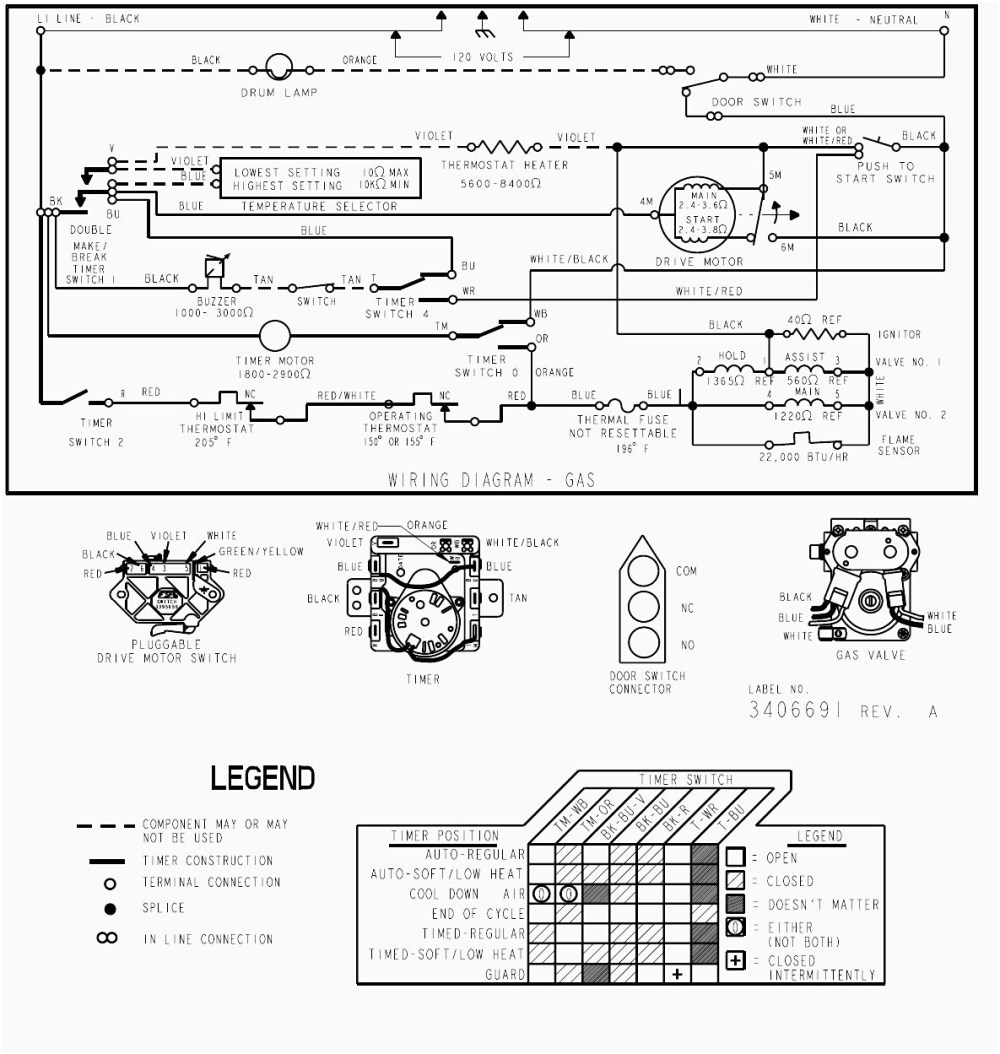 medium resolution of whirlpool electric dryer wiring diagram download whirlpool dryer wiring diagram electric parts fine ansis me download wiring diagram