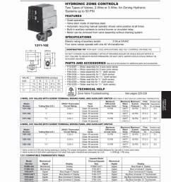white rodgers 1311 102 wiring diagram download size of wiring diagram taco zone valve wiring [ 1024 x 1318 Pixel ]