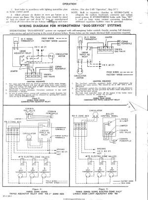 White Rodgers Aquastat Wiring Diagram  Wiring Diagram