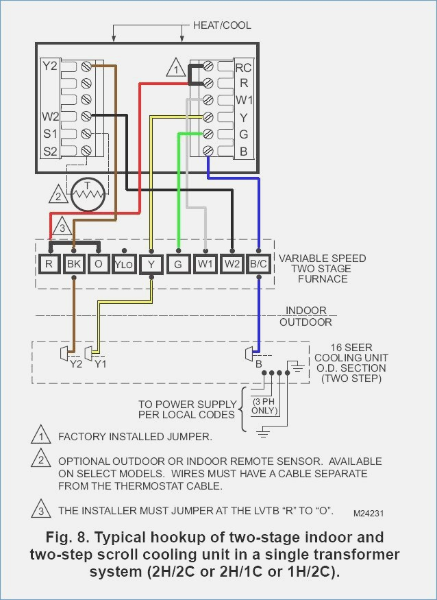 Wave Thermostat Wiring Diagram Also Goodman Heat Pump