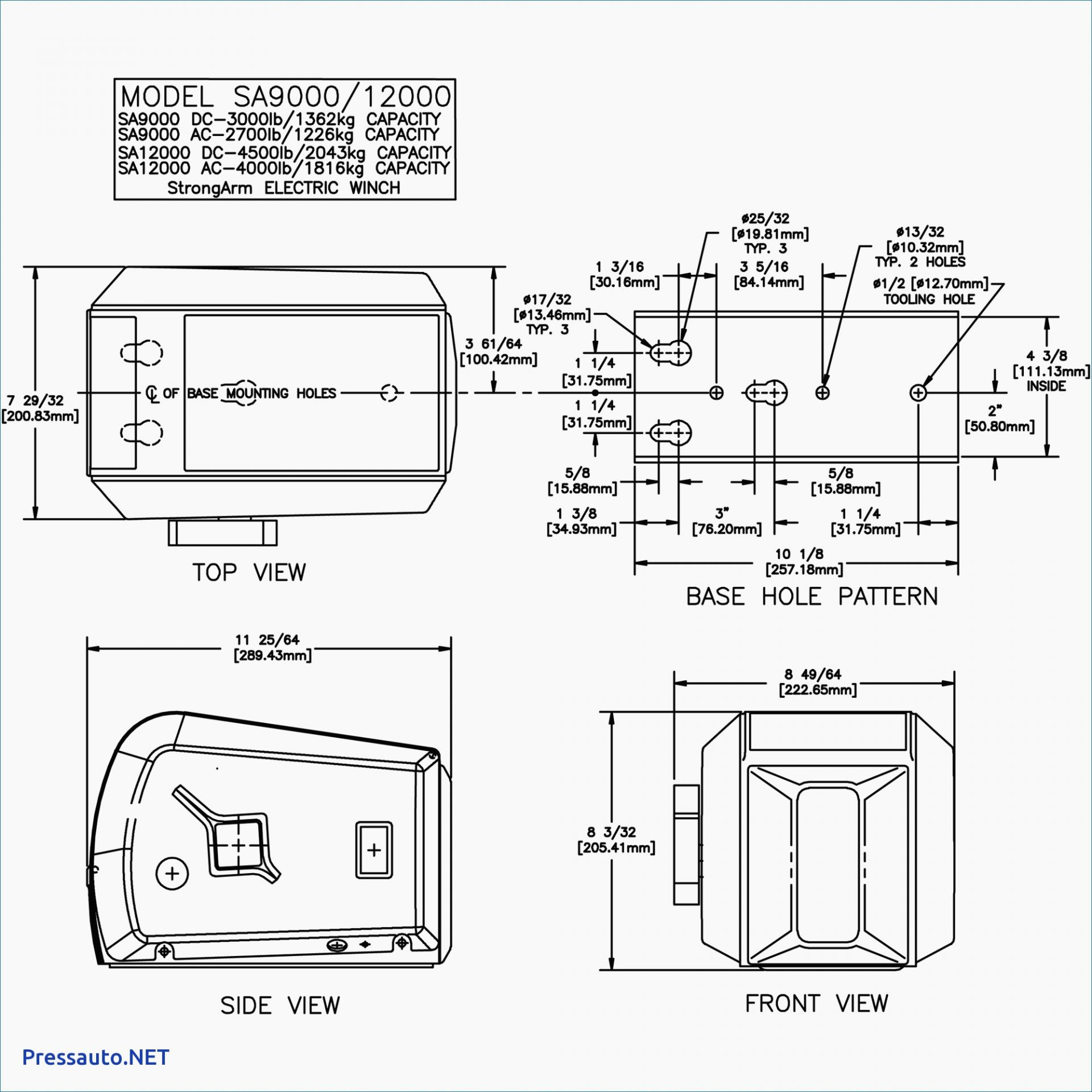 warn 9 5 xp wiring diagram camera obscura winch system library