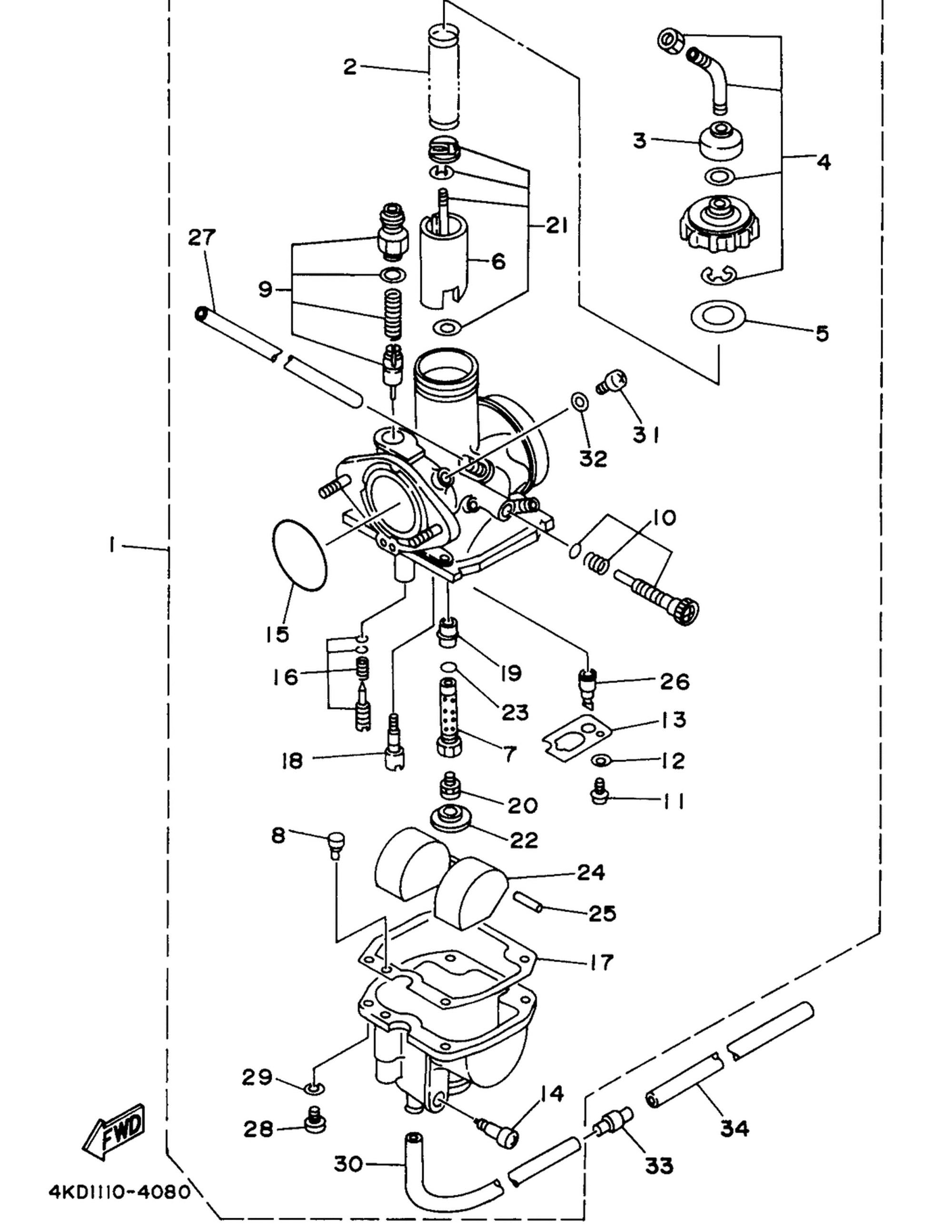 hight resolution of xsvi 6502 nav wiring diagram collection carburetor wiring diagram new 1998 yamaha timberwolf 250 2wd