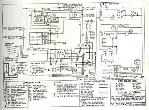 small resolution of heil electric furnace wiring diagram