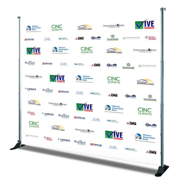 event backdrops printing products