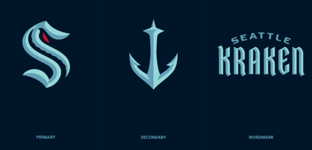 Seattle nails 'Kraken' team name and branding