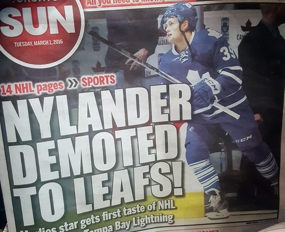 Breaking down the ever-fascinating Toronto Sun Leafs Poll