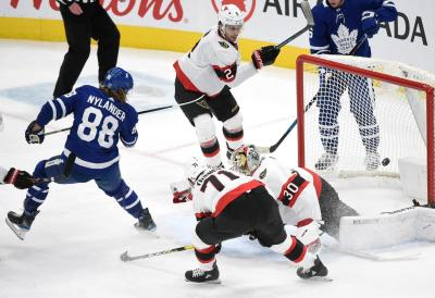 Postgame: Leafs Thrive in 5-1 Do-Over, Make It 7