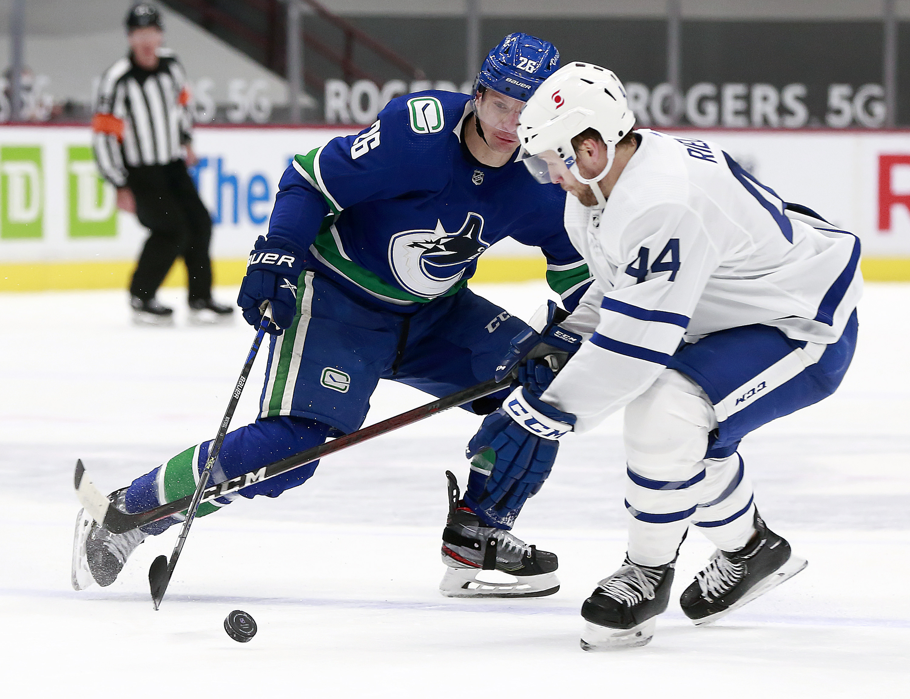 Postgame: Leafs stonewalled, drained in loss to Canucks