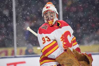 Leafs bolster goaltending, acquire David Rittich from Flames