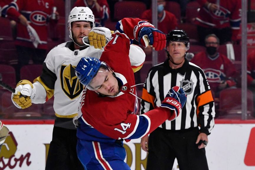 The NHL is at a rule enforcement crossroads