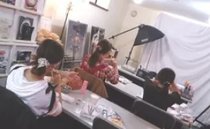 フェイス&ボディペインティング技能検定2級認定講座【横浜会場】開催報告 の画像