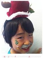 【フェイスペイント×デザイン】2014年11月号の画像