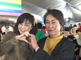 会員活動報告◆10/31,11/1横浜レインボーフェスタLGBT2015 の画像