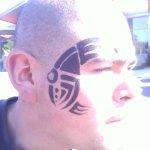 Tribal Tattoo Facepainting