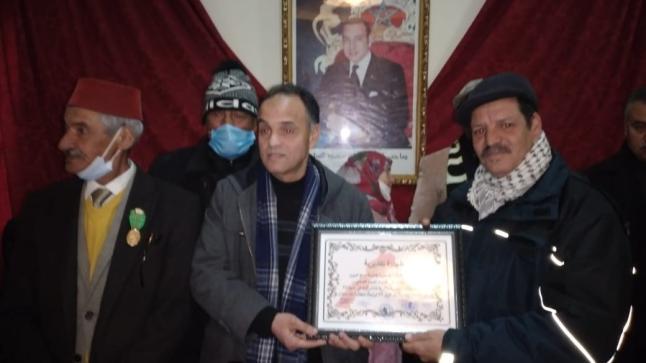 فعاليات المجتمع المدني بمدينة سبع عيون تحتفي بذكرى تقديم وثيقة الإستقلال بطعم خاص