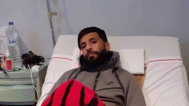 عملية جراحية ناجحة للمدافع محمد الحيمر