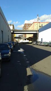 Eastside Industrial Area Portland