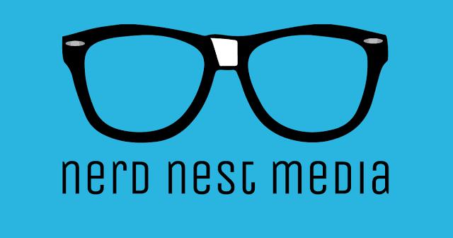 Nerd Nest Media Logo