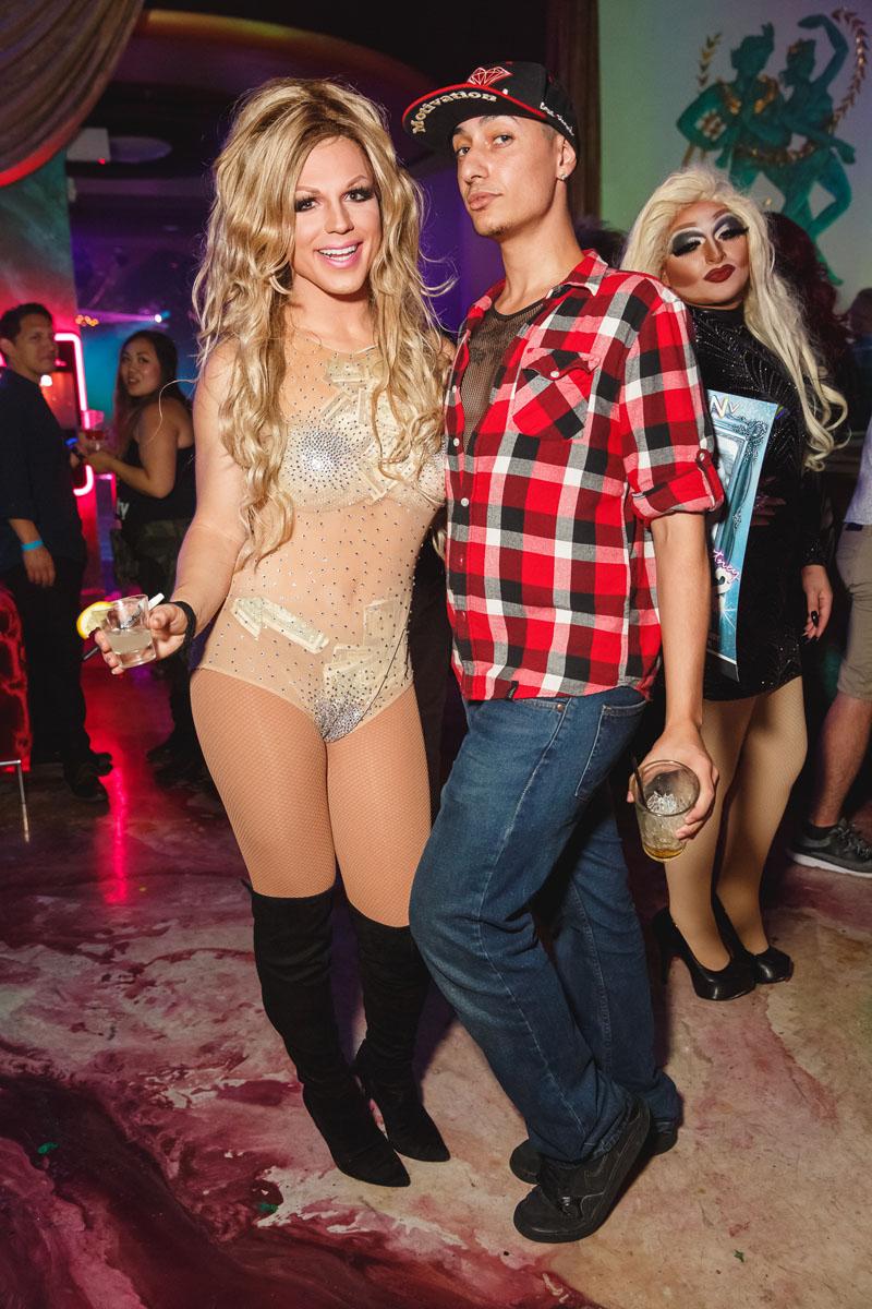 Reno Nevada Nightclub FACESNV - Madonna vs Britney 2nd Round_0724 - July 2018