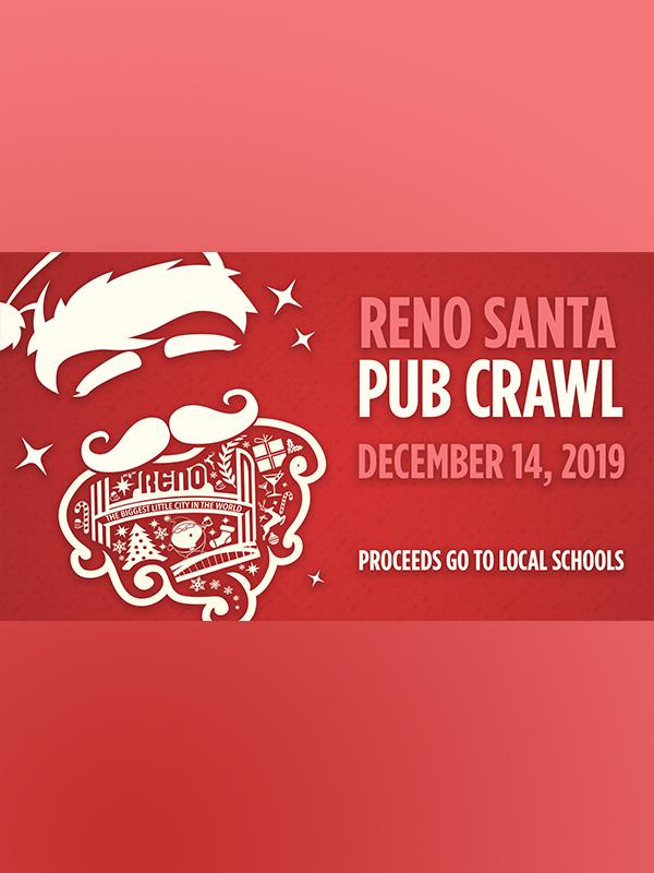 FACESNV Santa Crawl 2019