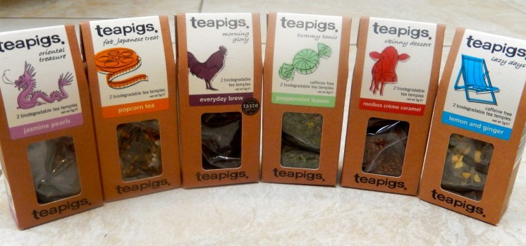 Teapigs selection 1