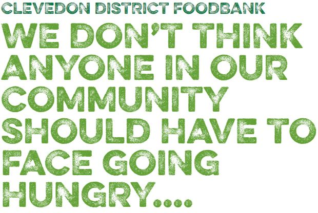 We don't think anyone in our community should go hungry