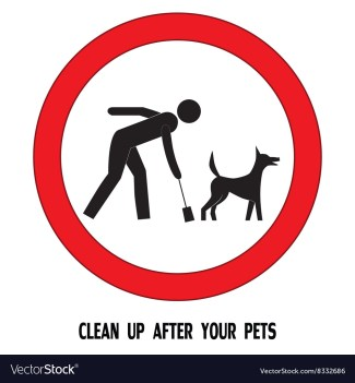clean-up-after-your-pet-dog-sign-vector-8332686