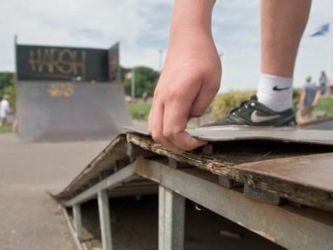 Old Skate Park 1