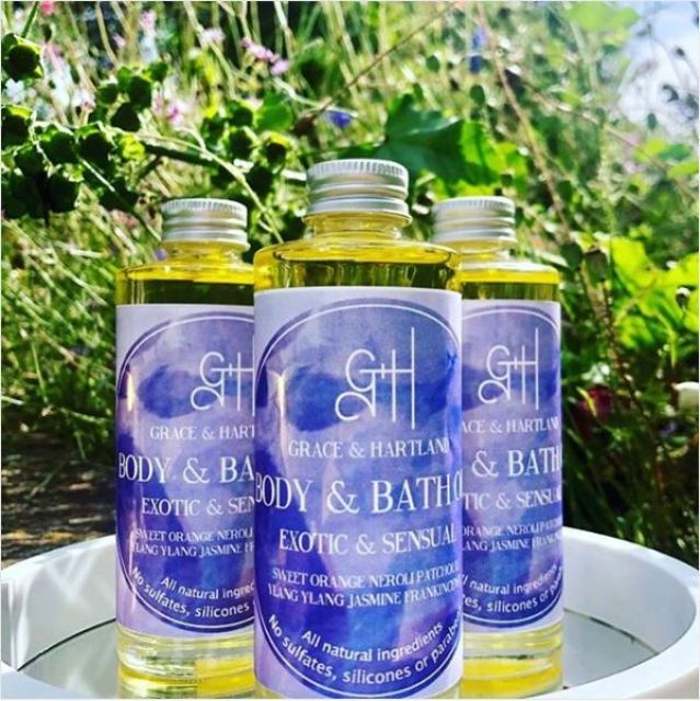 Body and Bath Oils