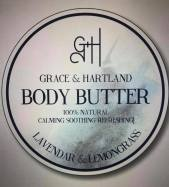 Lavender and Lemon Grass Body Butter