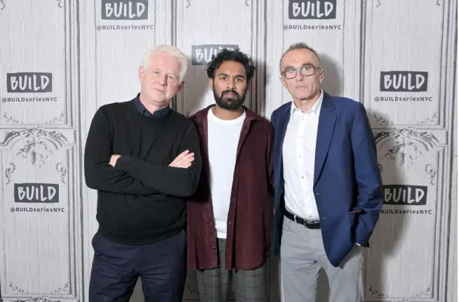 Richard Curtis Danny Boyle and Himesh Patel