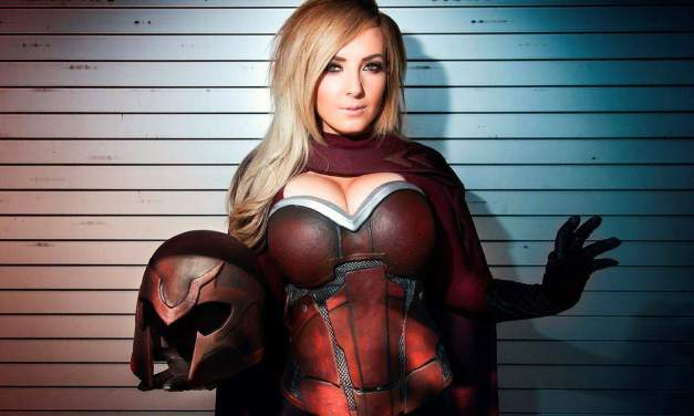 Jessica Nigri – Fem-Magneto (2015)