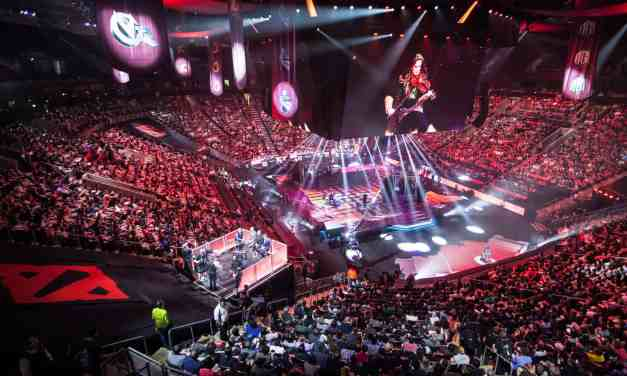 The International 6 – KeyArena Seattle (2016)