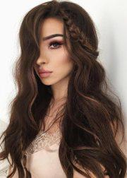 holiday hairstyles long hair