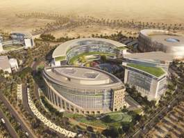 Infrastructural developments add vibrancy