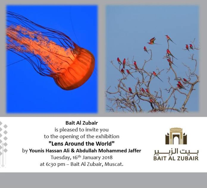 Photography Exhibition - 'Lens Around The World'