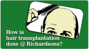 Hair Transplantation at Richardsons Hospital Nagercoil