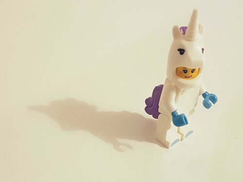 unicorn, unicorn marketing, unicorn marketer, marketing, small business marketing, unicorn lego, lego, unsplash