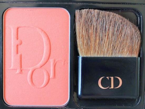 DiorBlush Vibrant Colour Powder Blush in Cocktail Peach