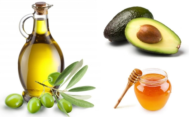 THE GLAMOUR GIRL'S GUIDE TO SKINCARE BEAUTY ON A BUDGET-Avocado-honey-oliveoil-beautytips-diy-homemade